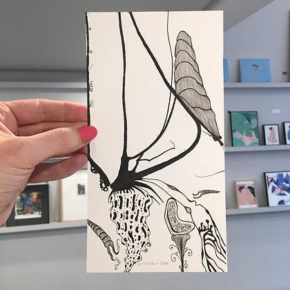 5 dessins de Arman Méliès