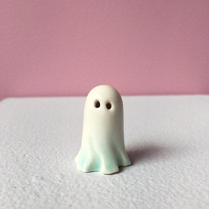 Fantôme bleu & blanc