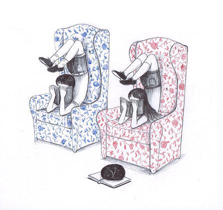 Unconventional reading #3 - Virginia Mori