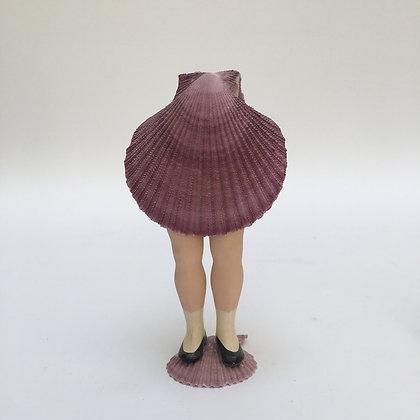 Miss coquillage purple
