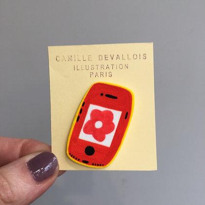 Pin's portable