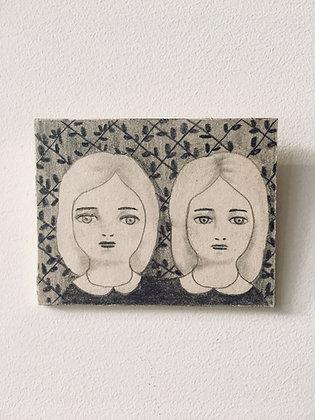 Portrait jumelles #2