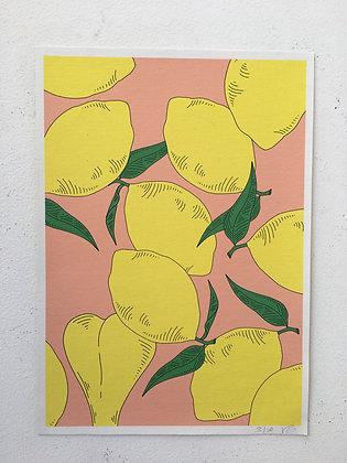 Lemon-boule