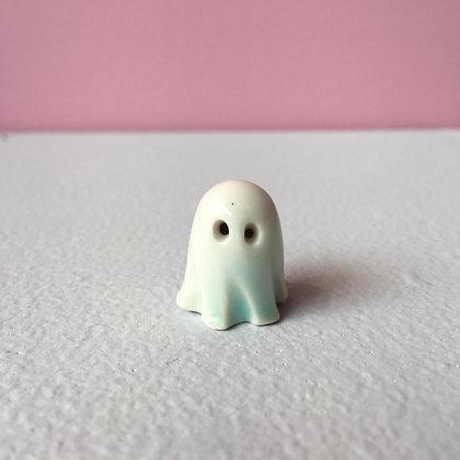 Mini fantôme bleu & blanc