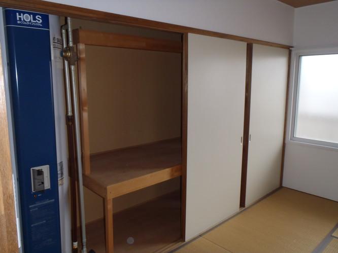 吉岡ハイツ5号棟_和室02