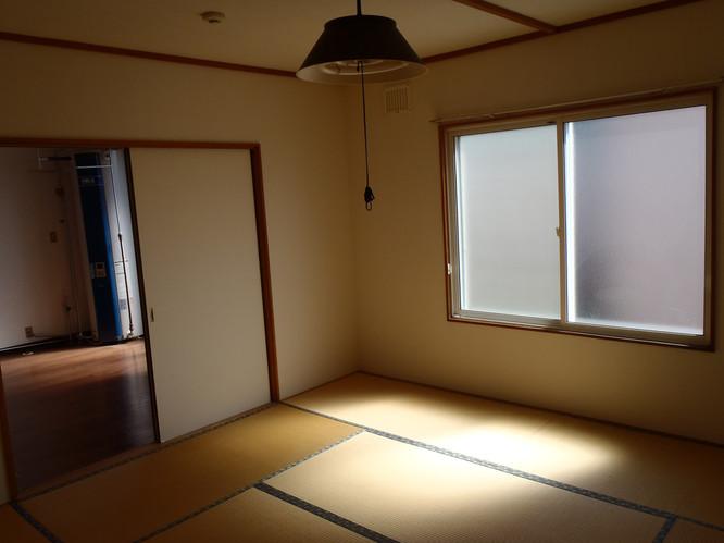 桜木ハイツ1号棟_和室01