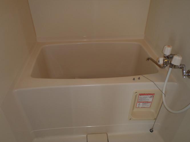 ハイツたかさき2号棟_浴室