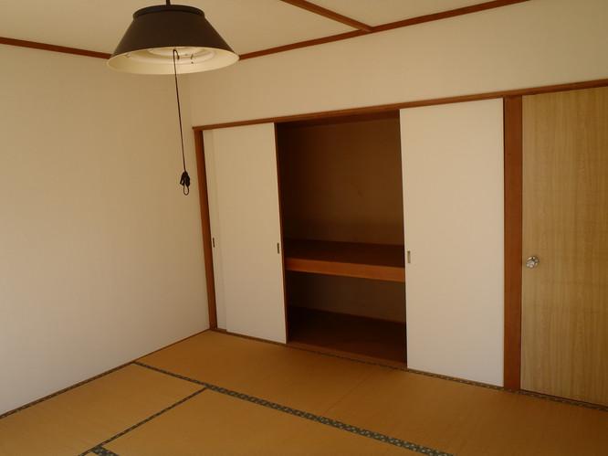桜木ハイツ1号棟_和室02