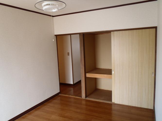 桜木ハイツ1号棟_洋室01