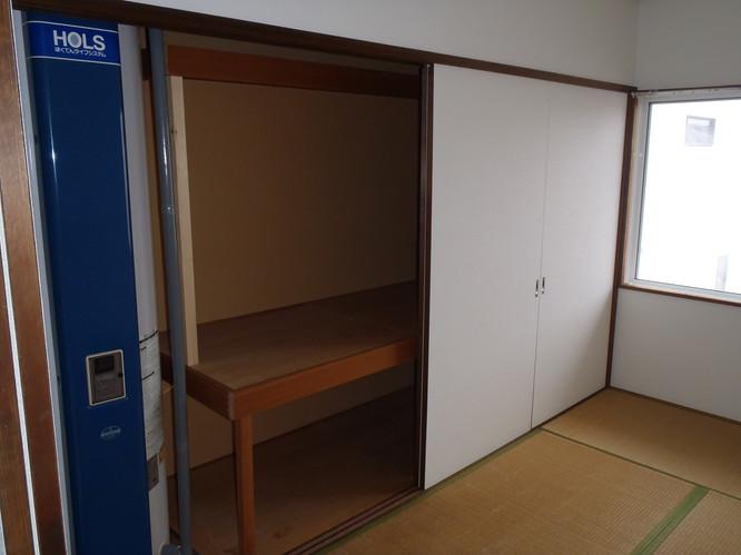 吉岡ハイツ2号棟_和室02