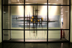 West Elm Window Art