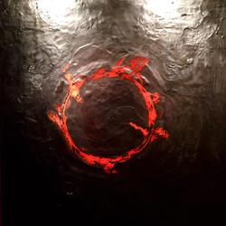 Encaustic Ring