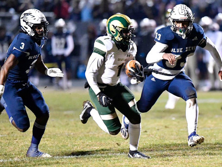 Grayson advances to 7A State Championship with impressive win over Norcross