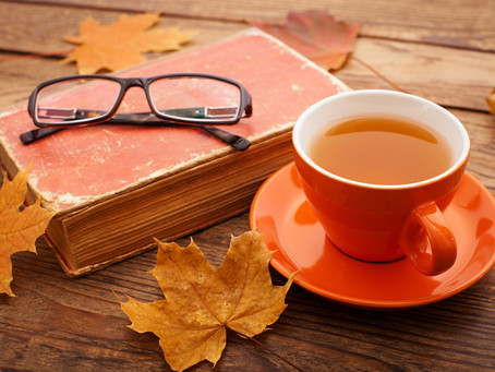 Fall Into Reading...
