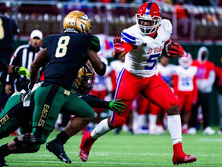 Duncanville outplays DeSoto to punch ticket to 6A Division 1 state semifinal