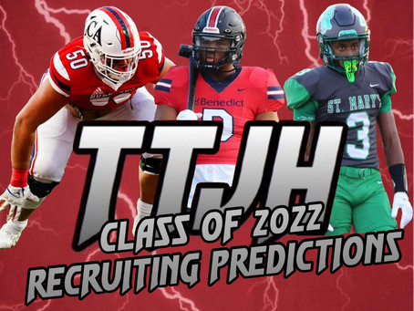 TTJH Sports Class of 2022 Uncommitted Prospects Recruiting Predictions