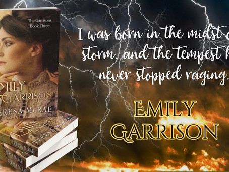 Emily Garrison is here!