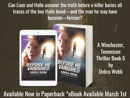 His disappearance changed her life forever.