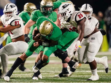 Buford outlasts Lee County in overtime to win 6A State Championship