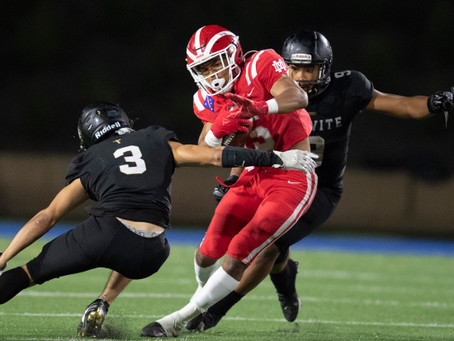 Mater Dei improves to 3-0 with significant win over Servite