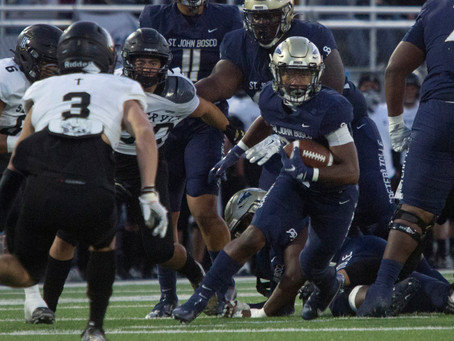 St. John Bosco knocks off Servite in highly anticipated Trinity League matchup