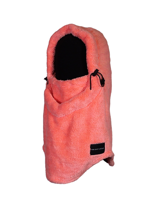 Балаклава Feelsclothes B-Hood SuperSoft Coral | far east locals