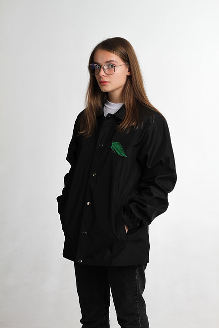 Легкая куртка FERN Black