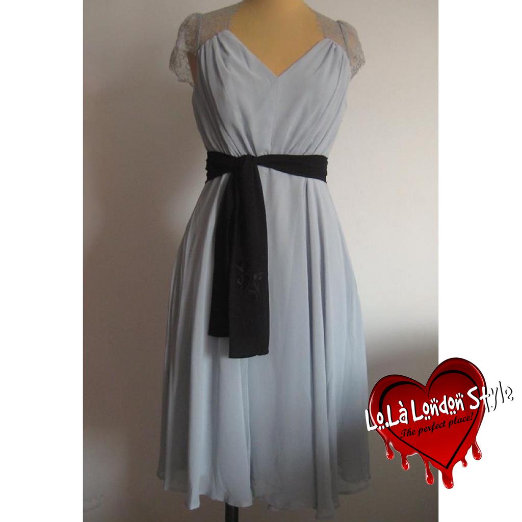 Abiti Da Sera Anni 40.Lola London Style 262 Lls Vintage Clothing