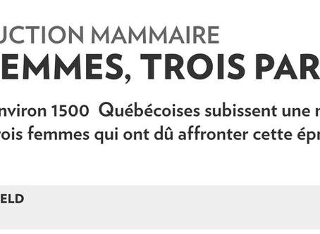 La Presse+ avec Majoly Dion | 3 femmes, trois parcours.