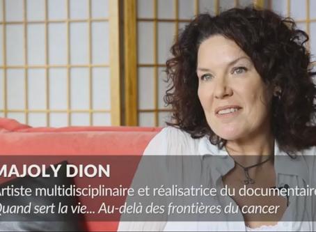 Reportage sur le parcours de Majoly Dion | HuffingtonPost par Daphnée Hacker-B