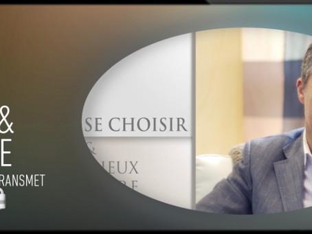 """Majoly lance sa nouvelle websérie """" """" Se choisir & mieux vivre"""" avec Guy Corneau"""