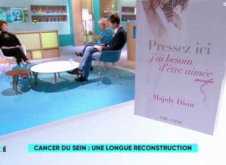 Majoly était sur France 5 à l'émission Magazine Santé. Voici le replay !