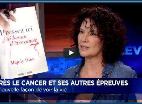 Des nouvelles de Majoly Dion à Denis Lévesque | TVA