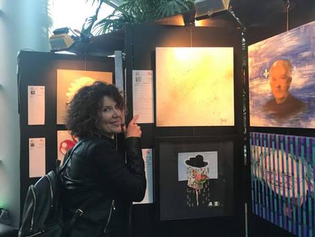 Majoly et 99 autres personnalités publiques étaient présentes au Musée des beaux-arts!