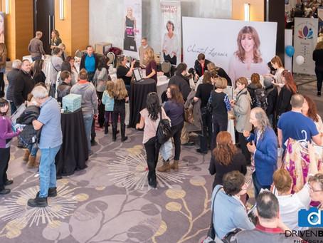 Conférences et dédicaces au Salon de L'éveil | Laval et Levis