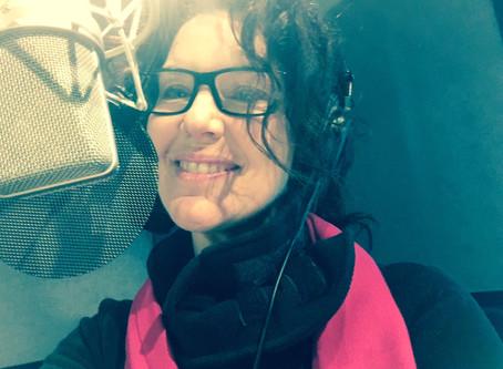 Entrevue de Majoly Dion à Rouge FM