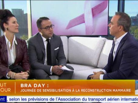 Entrevue de Majoly Dion à Salut Bonjour | TVA