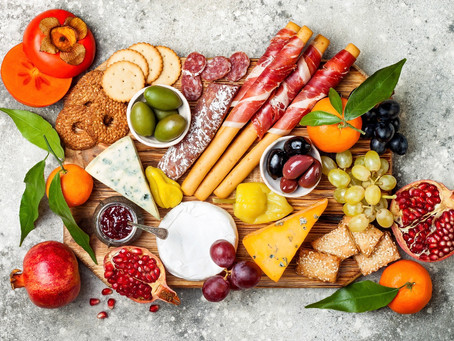How to Assemble a Charcuterie Board Like a Pro