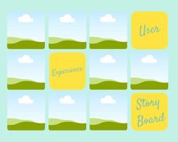 Storyboard templates 5