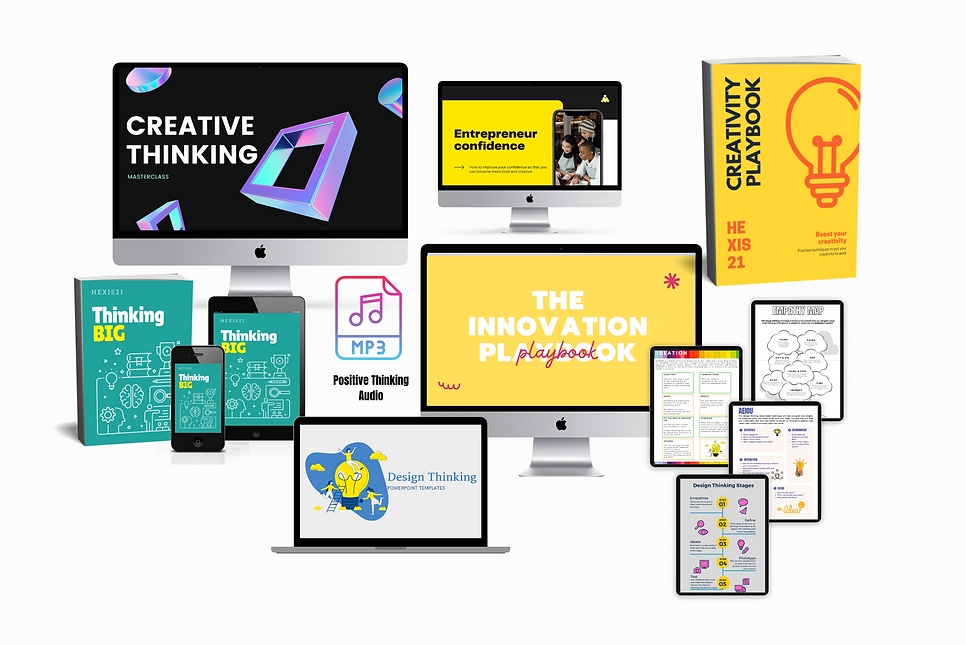 creative thinking, teambuilding, brainstorming, critical thinking, strategic thinking, design thinking, systems thinking, education, professional development, hexis21, hannah young, digital education, working from home, problem solving, 21st century skills