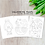 Thumbnail: 10 Illustration Mixed Colouring Pages