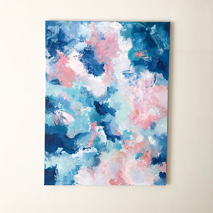 'Breathe' Original Painting on canvas
