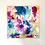 Thumbnail: 'Wild Thing' 30cm x 30cm Framed Original