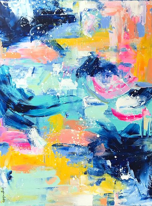 'Blue Tango'
