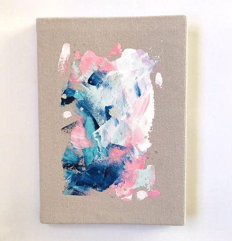 05 - Abstract Original Art Notebook