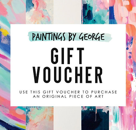 Original Art Gift Card