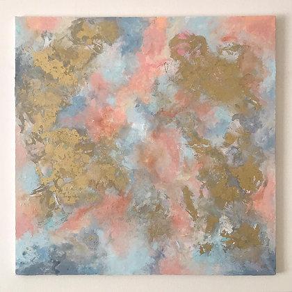 'Daydream' 60 x 60cm Original Painting on canvas
