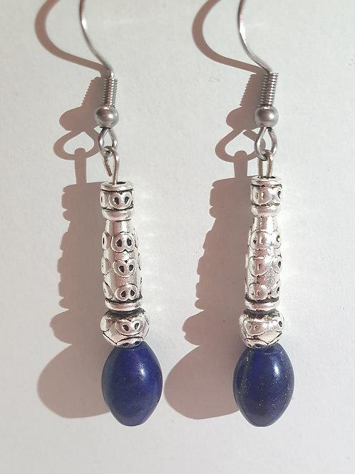 Tibetan earrings/Pendientes Tibetanos