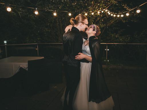 Waterton Park Micro Wedding - Alex & Brandon