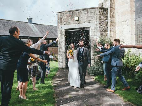 Katy & Sam - York Micro Wedding
